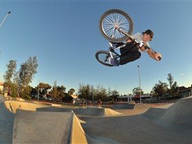 Sensational Skate Park - Tweed Heads Accommodation