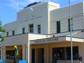 Civic Hall Complex And Arteyrea Workshops - Tweed Heads Accommodation