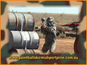 Paint Ball Skirmish Port Pirie - Tweed Heads Accommodation