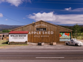 The Apple Shed Tasmania - Tweed Heads Accommodation