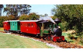 Redwater Creek Railway - Tweed Heads Accommodation