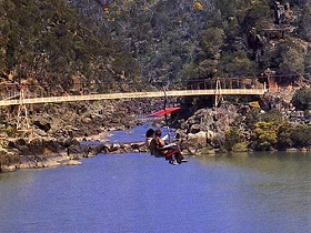Launceston Cataract Gorge  Gorge Scenic Chairlift - Tweed Heads Accommodation