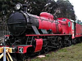 Don River Railway - Tweed Heads Accommodation