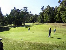 Sheffield Golf Course - Tweed Heads Accommodation