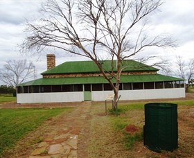 Tennant Creek Telegraph Station - Tweed Heads Accommodation