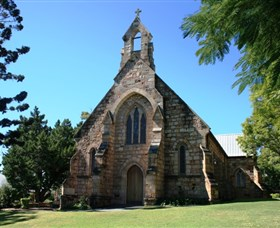 St Marys Anglican Church Memorial Chapel - Tweed Heads Accommodation