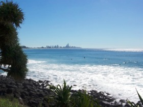 Burleigh Head National Park - Tweed Heads Accommodation