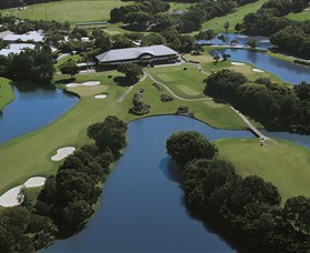 Palmer Coolum Resort Golf Course - Tweed Heads Accommodation