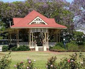 Gympie Memorial Park - Tweed Heads Accommodation