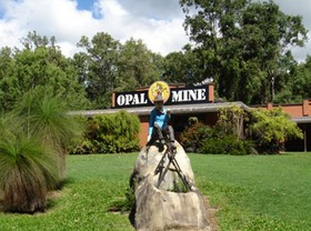 Outback Opal Mine - Tweed Heads Accommodation