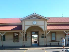 Maryborough Railway Station - Tweed Heads Accommodation