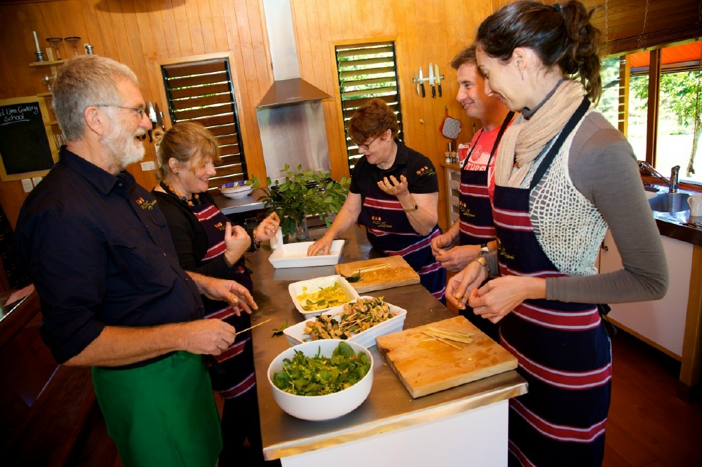 Wild Lime Cooking School - Tweed Heads Accommodation