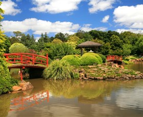 Japanese Gardens - Tweed Heads Accommodation