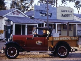 Miles Historical Village and Museum - Tweed Heads Accommodation