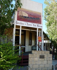 Barcaldine and District Museum - Tweed Heads Accommodation