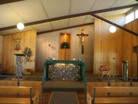 St Finbarrs Church - Tweed Heads Accommodation
