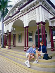 Emerald Historic Railway Station - Tweed Heads Accommodation