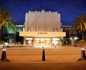 Empire Theatre - Tweed Heads Accommodation