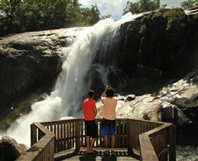 Murray Falls Girramay National Park - Tweed Heads Accommodation