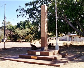Mount Isa Memorial Cenotaph - Tweed Heads Accommodation