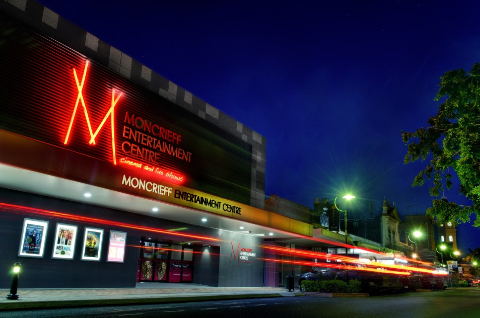 Moncrieff Entertainment Centre - Tweed Heads Accommodation