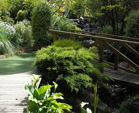 Grampians Adventure Golf MOCO Gallery  Cafe - Tweed Heads Accommodation