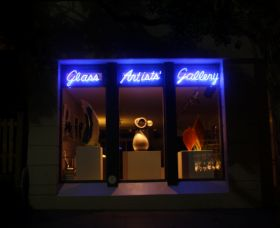 Glass Artists Gallery - Tweed Heads Accommodation