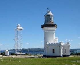Point Perpendicular Lighthouse and Lookout - Tweed Heads Accommodation