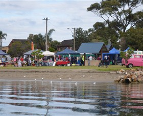 Greenwell Point Riverside Markets - Tweed Heads Accommodation