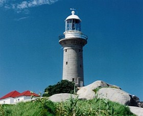 Montague Island Lighthouse - Tweed Heads Accommodation