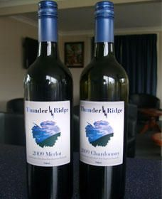 Thunder Ridge Wines - Tweed Heads Accommodation