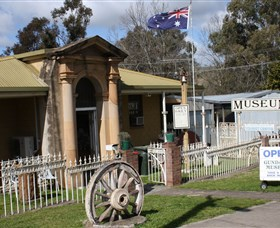 Gundagai Historic Museum - Tweed Heads Accommodation