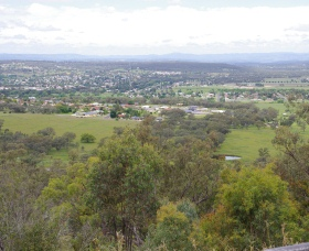 McIlveen Park Lookout - Tweed Heads Accommodation