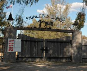 Inverell Pioneer Village - Tweed Heads Accommodation