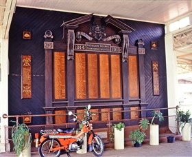 Toowoomba Railway Station Memorial Honour Board - Tweed Heads Accommodation