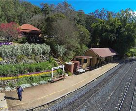 Spring Bluff Railway Station - Tweed Heads Accommodation