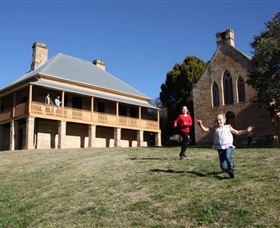 Hartley Historic Site - Tweed Heads Accommodation