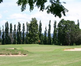 Aberdeen Golf Club - Tweed Heads Accommodation