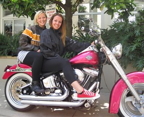 Wild Ride Harley and Motorcycle Tours - Tweed Heads Accommodation