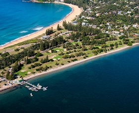 Palm Beach Golf Course - Tweed Heads Accommodation