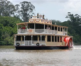Nepean Belle Paddlewheeler - Tweed Heads Accommodation