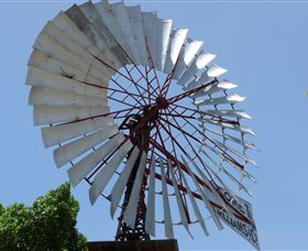 Barcaldine Windmill - Tweed Heads Accommodation