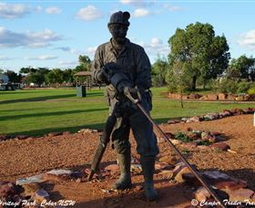 Cobar Miners Heritage Park - Tweed Heads Accommodation