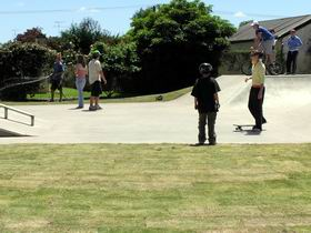 Penola Skatepark - Tweed Heads Accommodation