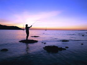 Fishing at Magnetic Island - Tweed Heads Accommodation
