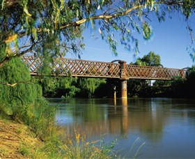 Narrandera Rail Bridge - Tweed Heads Accommodation
