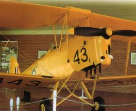 Tiger Moth Memorial - Tweed Heads Accommodation