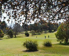 Narrandera Golf Course - Tweed Heads Accommodation