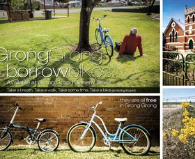 Grong Grong Borrow Bikes - Tweed Heads Accommodation