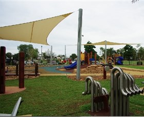 Livvi's Place Playground - Tweed Heads Accommodation